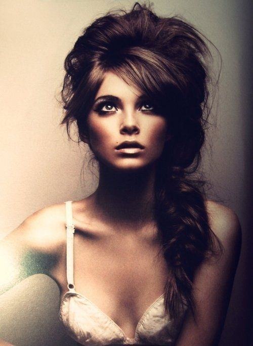 # hair # makeup # model # inspire  Great contouring & amazing hair