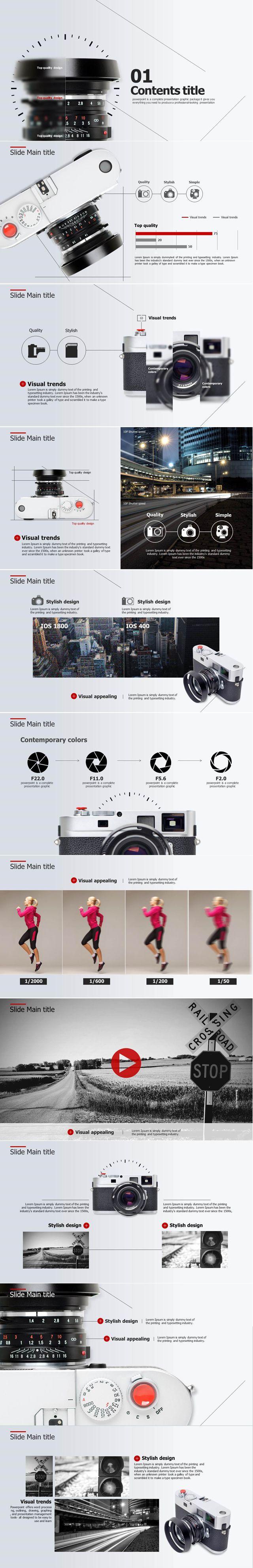 Presentation Design. PowerPoint Design