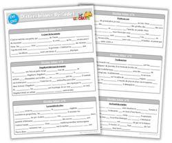 Dictées CM1-CM2 - Ajout de la version dyslexiques