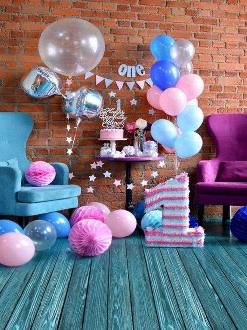 1 Geburtstag Deko Ideen Fur Ein Unvergessliches Fest