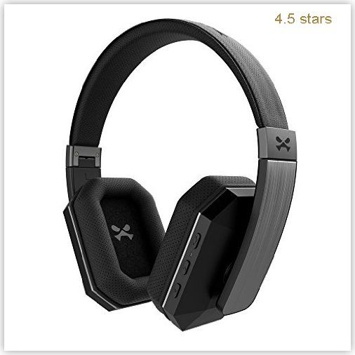 Ghostek Bluetooth Headphones Wireless Microphone | Wireless $0 - $100 : 0 - 100 Best Microphone Black Bluetooth Ghostek Headphones Microphone Musical Instruments Premium Rs.6400 - Rs.6600 soDrop USA with |
