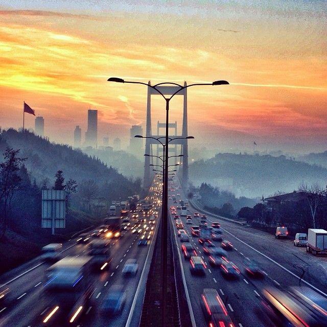 istanbul bogaziçi köprüsü - emrkrm @emrkrm Instagram photos | Webstagram