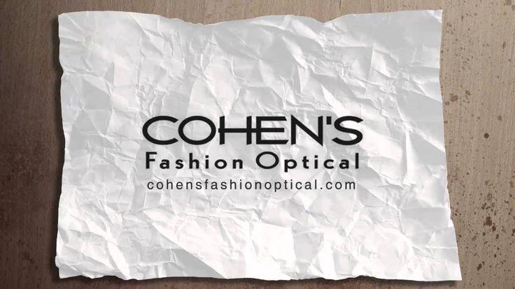 Jeffrey Cohen Optical  'Robert Cohen'   Cohen's Fashion Optical - The Pa...