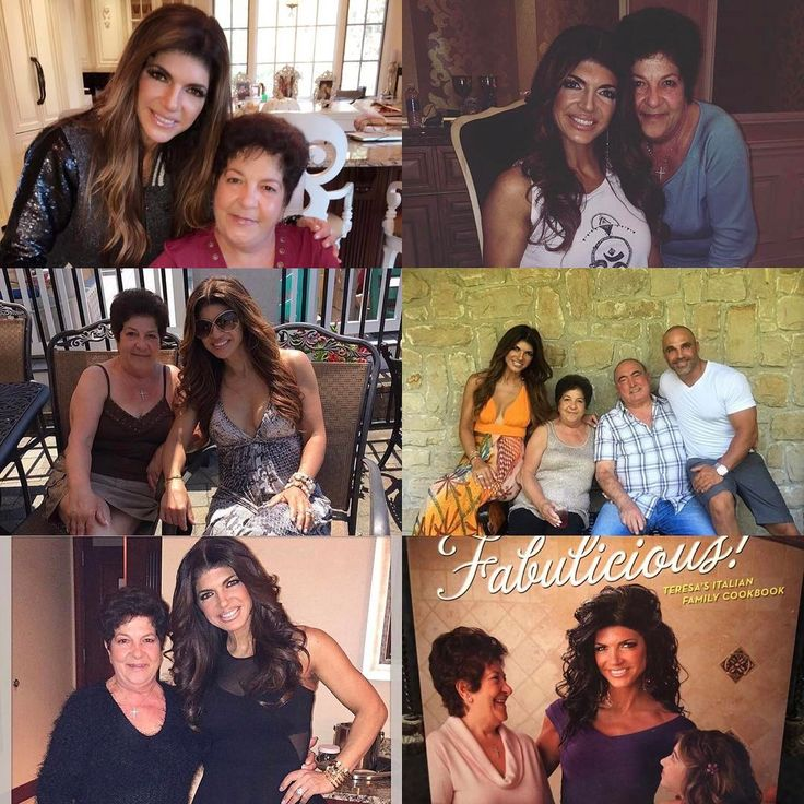 'Real Housewives' star Teresa Giudice's mother dies at 66