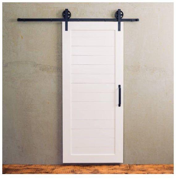 Hardware De La Puerta De Granero De Noria Corredera Etsy In 2020 Barn Doors Sliding Wood Doors Interior White Barn Door