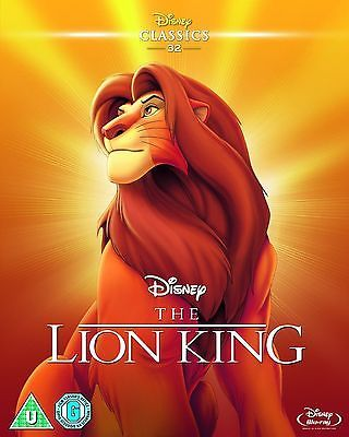 Disney the lion king blu-ray #limited #edition artwork w/ slipcase - #official,  View more on the LINK: http://www.zeppy.io/product/gb/2/291609491204/