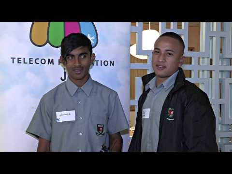 Market Share Game Day with Aorere College - YouTube
