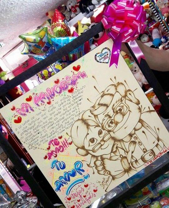Resultado de imagen para cartas para mi novio de aniversario con letra  timoteo