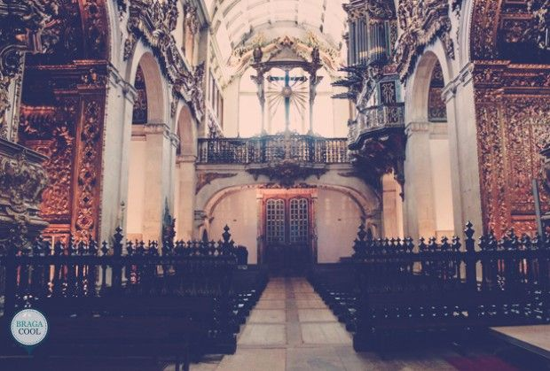 Braga-Visitar-Mosteiro São Martinho de Tibães