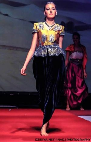 Collection Happy Glamour de Faïza Antri Bouzar