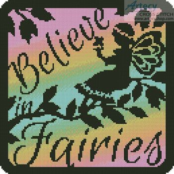 Artecy ~ Fairies Silhouette 4