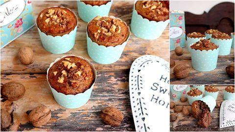 Update1 Diós-Meggyes Muffin