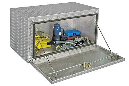 Delta Pro Aluminum Underbed Truck Tool Boxes