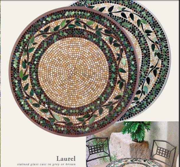 Neille Olson Laurel Table Tops