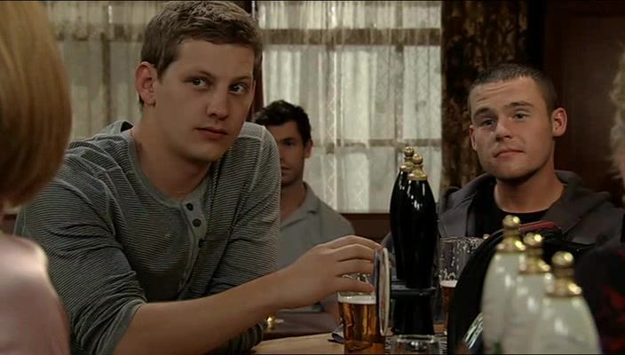 Ryan Lamb (James Sutton) & Aaron Livesy (Danny Miller) (May 2010)