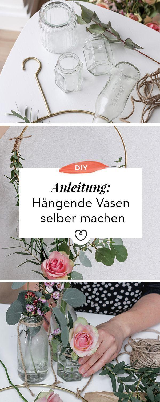 Zum Valentinstag schenken wir gerne Blumen! Wir zeigen Dir in einem DIY, was fü…