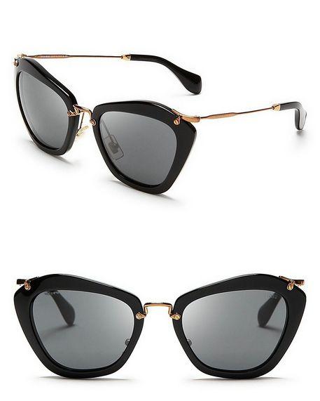 1831f1c1ed44 Miu Miu Catwalk Sunglasses