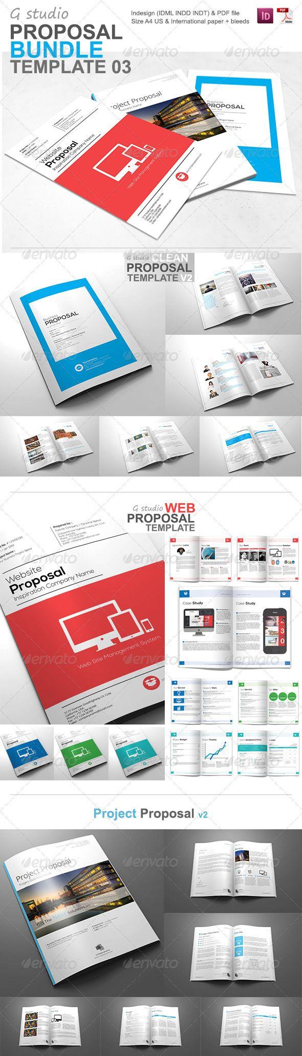 Gstudio Proposal Bundle 03 87 best Print