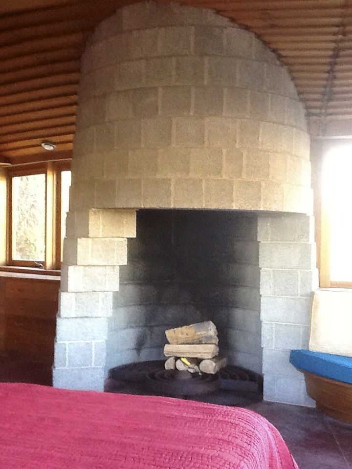 Fireplace Design boulevard fireplace : Best 76 FLW - Wright, David, House images on Pinterest | Architecture
