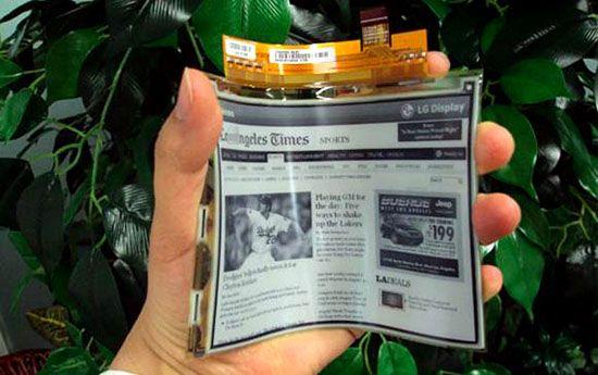 Top 10 New Tech Gadgets 2012