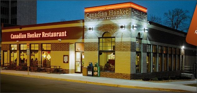 Canadian Honker Restaurant in Rochester, MN