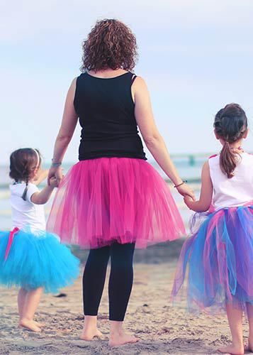 Adult size tutus & plus size tutus, tutus for women, tutus for fun runs, costumes, fun run, parties, or special events. Available in three sizes with longer skirts and bigger waists for adults.