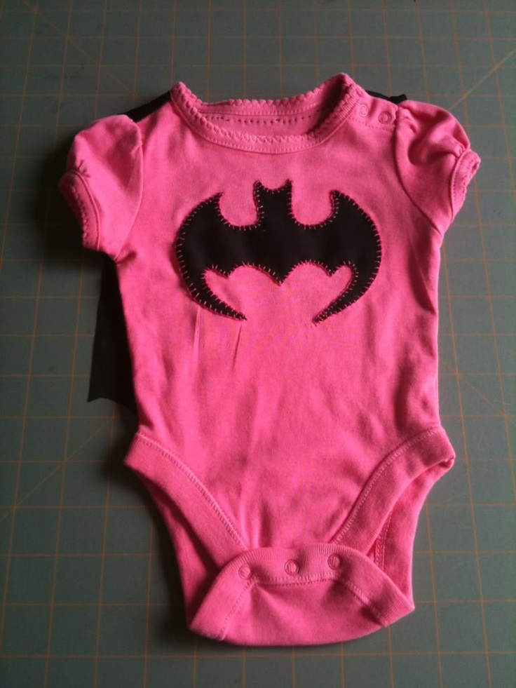 When Cinderella and Batman had a little girl... - CLOTHING