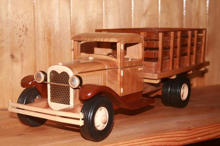 Wood Toy Car Plans Free Woodworking Projects Plans