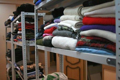 Куда сдать старую одежду (вещи, обувь) в Москве