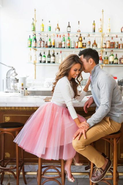 Picture Of Romantic Valentine's Day Engagement Photo Ideas 10