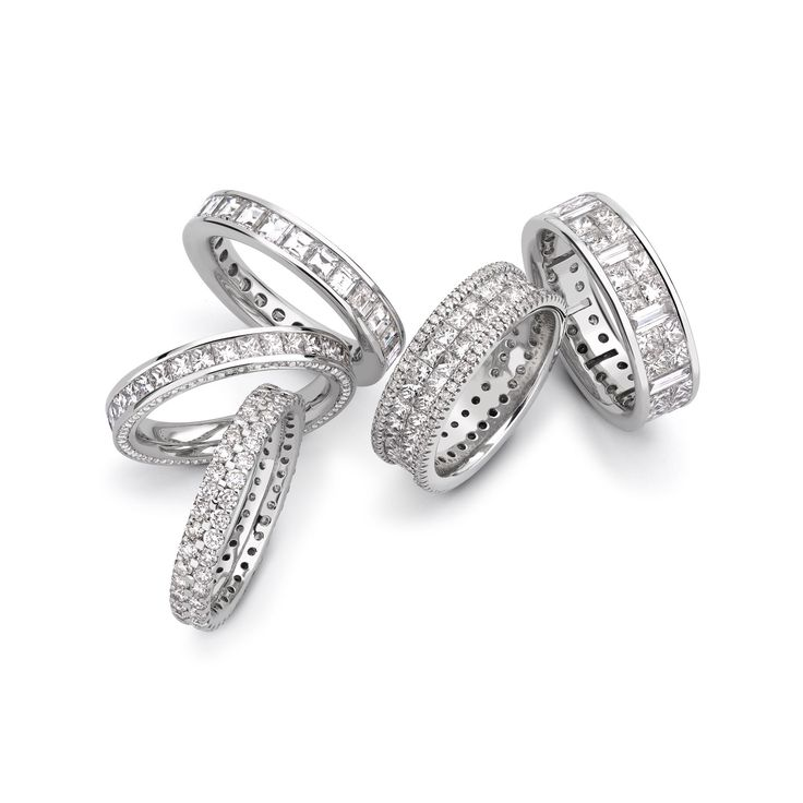 Gemex | Diamond rings | Timanttisormukset | www.diamo.fi
