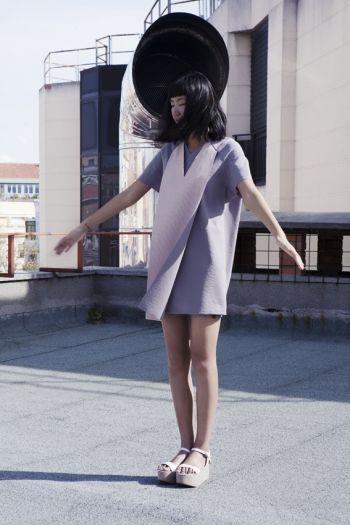 El éxito de Yulia Yadryshnikova, exalumna del Fashion Communication One Year Course, en la New York Design Week 2014 | IED Madrid