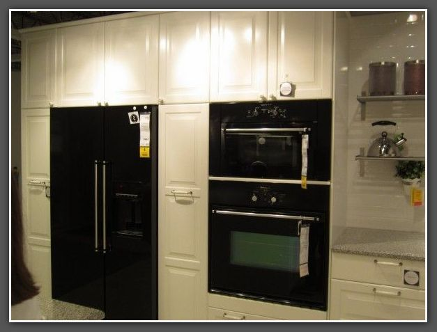 141 best Kitchens with black appliances images on Pinterest ...