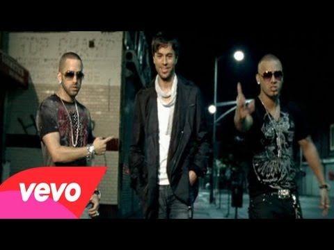 Enrique Iglesias -lloro por ti  ft. Wisin, Yandel  remix