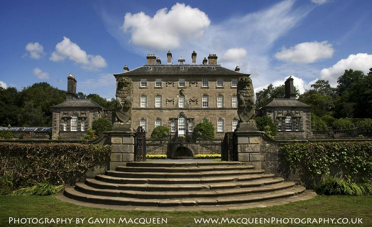 The beautiful setting of Pollok House in Pollok Country Park, Glasgow.  Photograph by Gavin Macqueen.