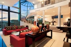 buying a home - luxury property