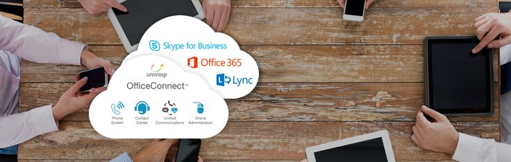 UniVoIP Enterprise Solution for Skype for Business Integrates Seamlessly with the Microsoft Application