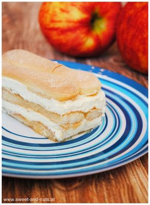 sweet 'n nuts!: Apfelmusschnitte