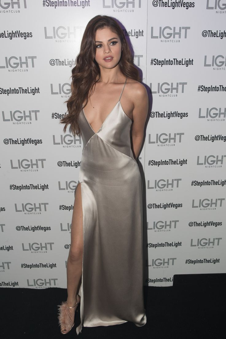May 7: Selena attending her official Revival Tour kick off after party at Light Nightclub in Las Vegas, Nevada [HQs]