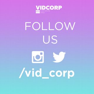 Kurumsal iletisim ve video marketing icin bizi takip edin!