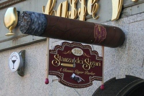 Stanza dei Sigari - Cigar Bar and Memorabilia – Boston, Massachusetts | Atlas Obscura