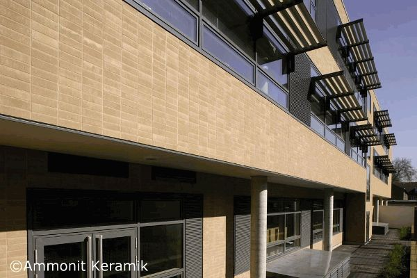 Фасад здания - система CORIUM