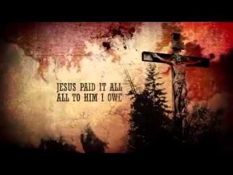 All to Him I owe.....Lord let it be that all  I do is not without purpose and it all be done to glorify you. This song ROCKS - just wanna get up and jump for Jesus and cry at the same time.