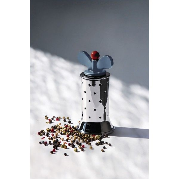 Cute Alessi presents Pepper mill the exclusive design Discover the entire collection of Alessi products online