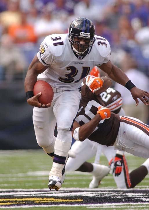 Jamal Lewis - Baltimore Ravens