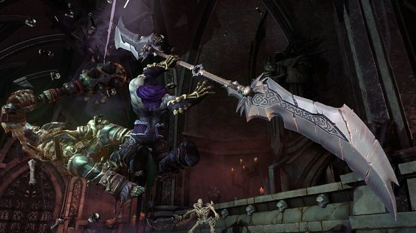 Darksiders 2 Video Game Images