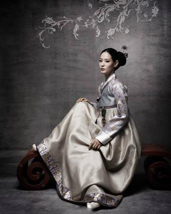 Fusion Hanbok - new take on traditional attire for Korean Brides