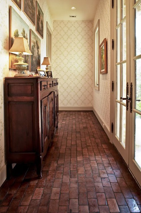 86 best Brick floors images on Pinterest My house Workshop and