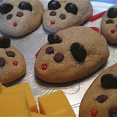 Mouse Cookies--Would go great with Mouse Paint, If you take a mouse to school, etc.
