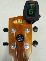 Kala Clip-on Uke Tuner by Kala. $8.00. 3 mode clip on tuner. Save 68% Off!